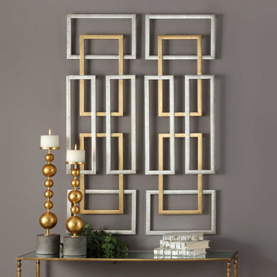Picture of AERIN METAL WALL PANELS