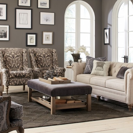 Luxury Living Room Sets | Texas Furniture Hut